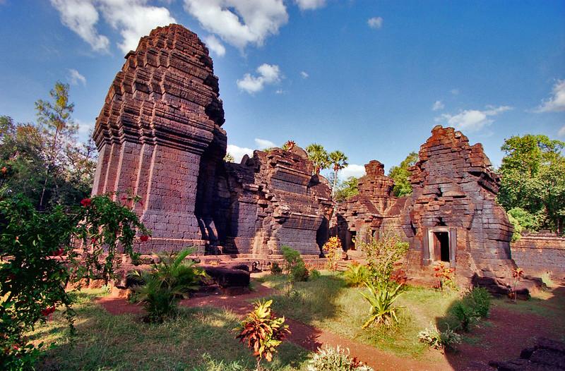 Discover The Temples in Sambor Prei Kuk - Lesters BBQ